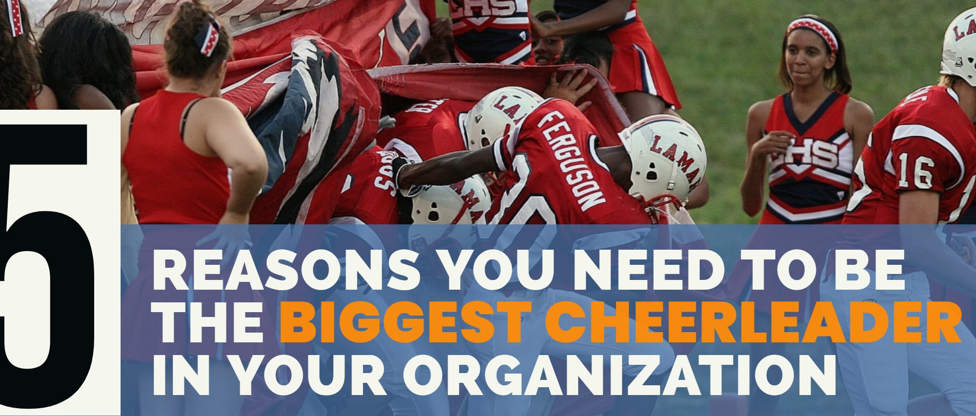 5 Reasons You Need to Be The Biggest Cheerleader in your organization paul argueta global sales coach motivational speaker sales trainer consultant